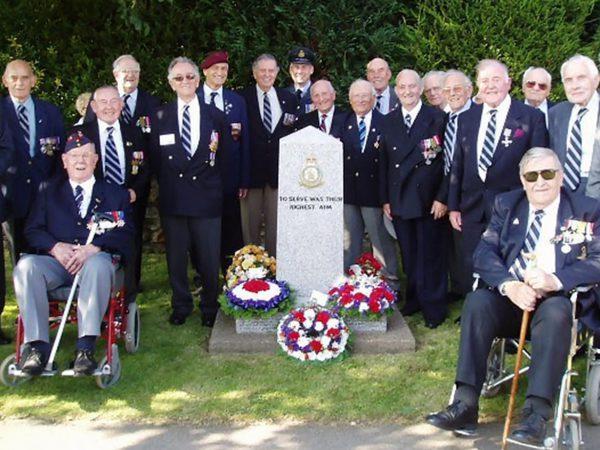 101 Squadron reunion, Ludford 2007