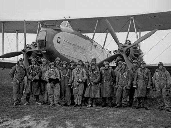 Boulton and Paul Sidestrand Bomber