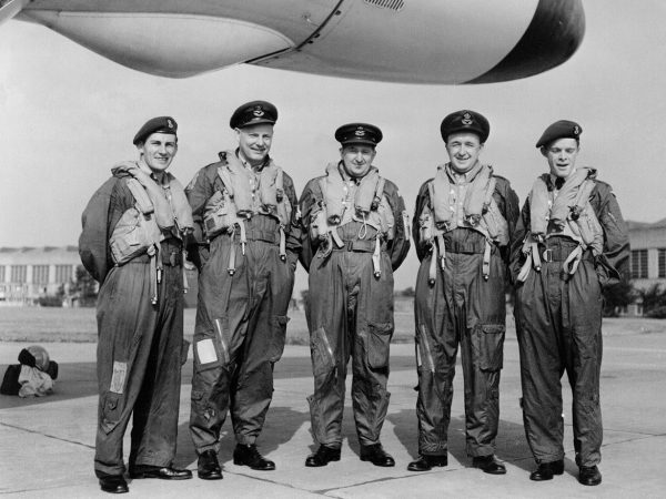 Vulcan B1 crew