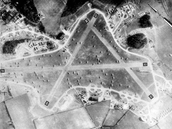 Welford Airfield, England