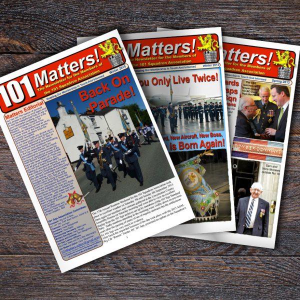 101 matters! newsletter