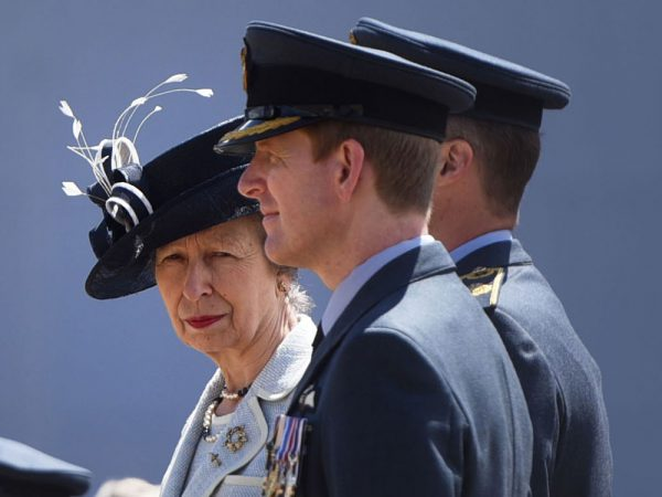 Centenary Celebrations : Princess Anne in attendance