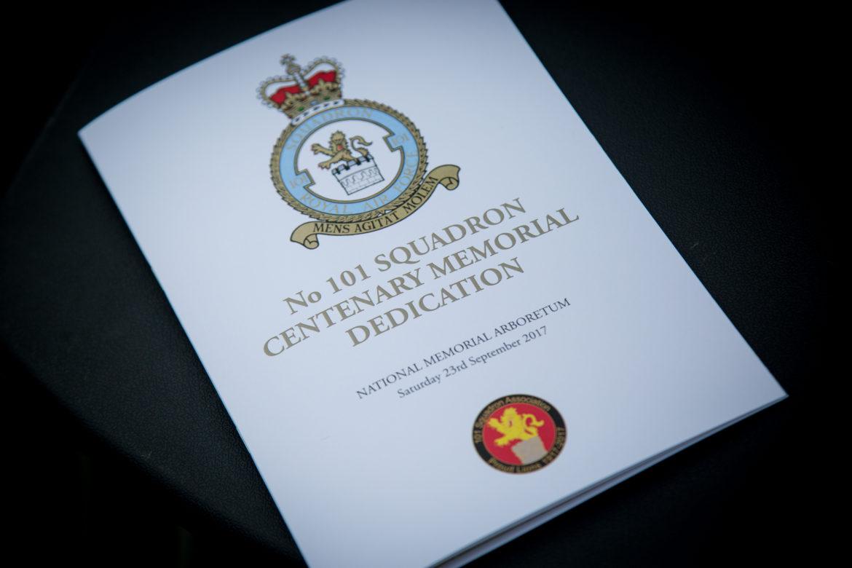 Commemorative Order of Service