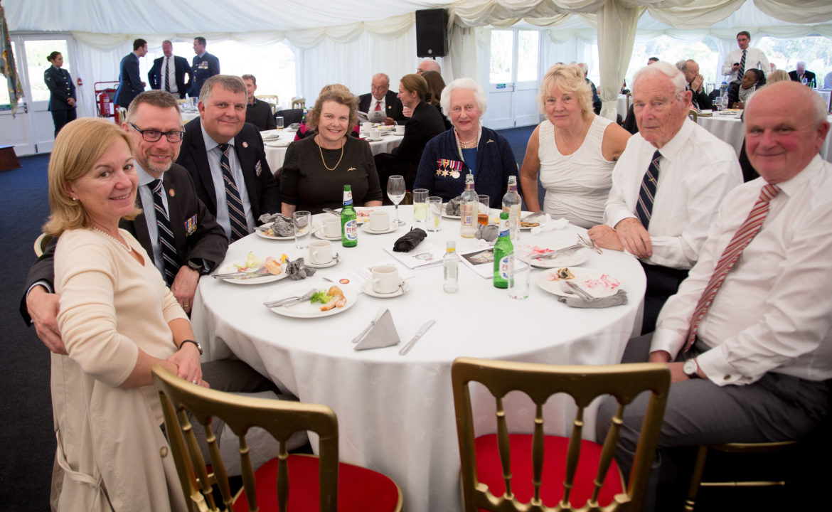 In the Marquee