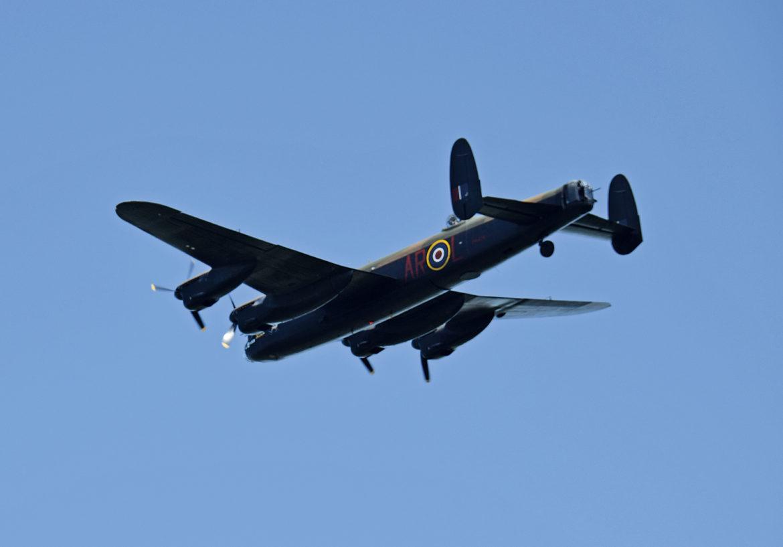 Lancaster at Ludford