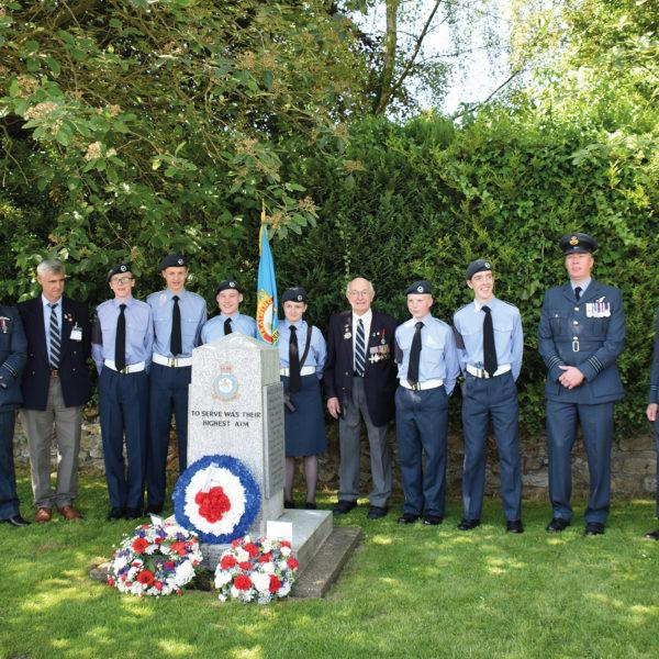 Ludford memorial